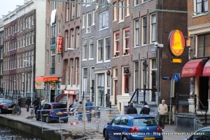 Amsterdam sex shop