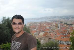 Razvan Pascu la Nisa