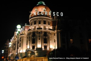 hotel Negresco Nisa