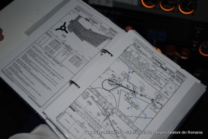 simulator de zbor Carpatair