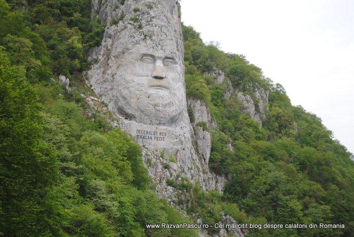 Romania e frumoasa (41): 20 de fotografii de la Cazanele Dunarii ...