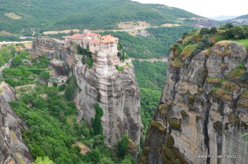 Meteora Grecia Si Manastirile Suspendate Impresii Si 29 De