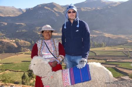 Canionul Colca si Valea Chivay, Peru 30