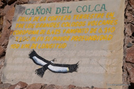 Canionul Colca si Valea Chivay, Peru 31