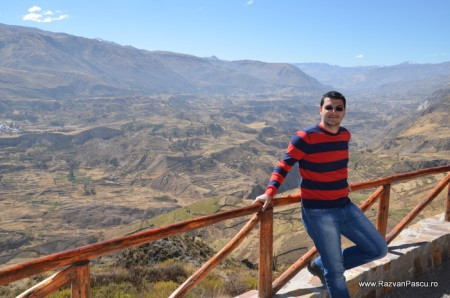 Canionul Colca si Valea Chivay, Peru 38