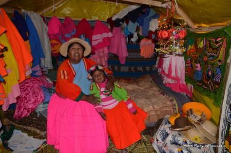 Insulele Uros, lacul Titicaca, Peru 22