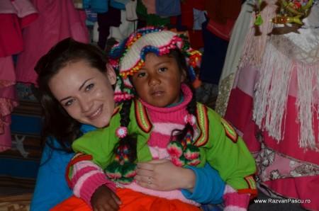 Insulele Uros, lacul Titicaca, Peru 25