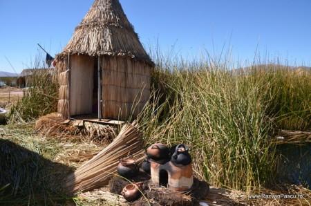 Insulele Uros, lacul Titicaca, Peru 27