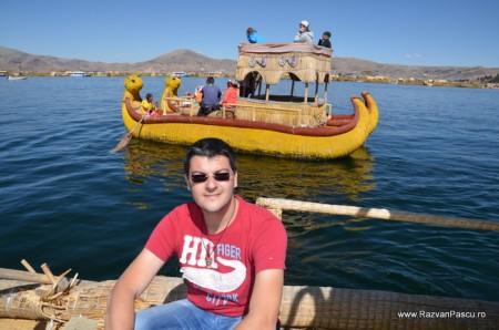 Insulele Uros, lacul Titicaca, Peru 38
