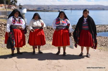 Peru Amantani island 1