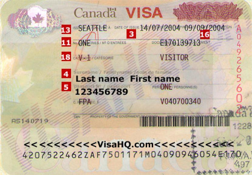 Viza Canada: Cum se obtine viza pentru Canada? | Razvan Pascu