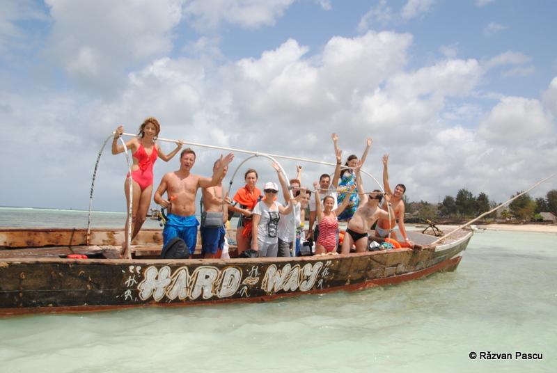 Safari in Tanzania si plaja in Zanzibar 24