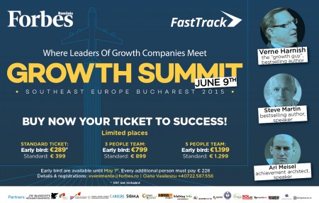 Forbes SEE Growt Summit