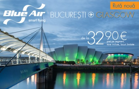 Glasgow Blue Air