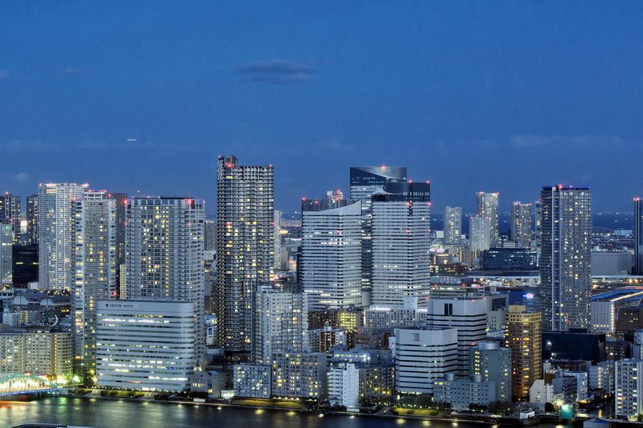 Japonia_Tokyo_Shiodome_vedere-din-hotel_30mar2014 (2)