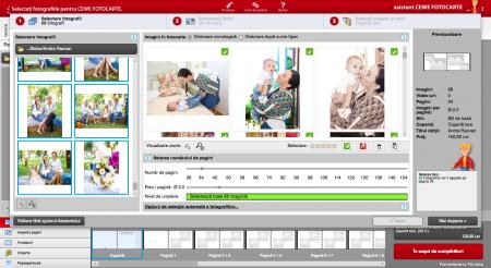 Aplicatia CEWE de printare a fotografiilor 4