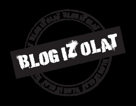 Blog izolat
