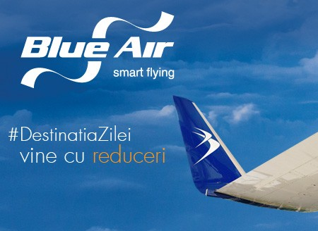 Blue Air Destinatia Zilei