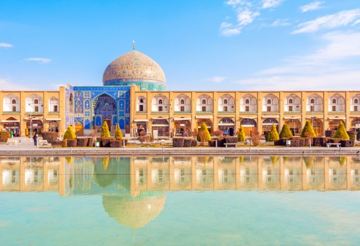 Sheikh Lotfollah Mosque at Naqsh-e Jahan Square