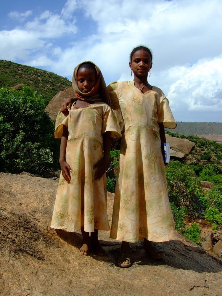 Near Aksum ETIOPIA