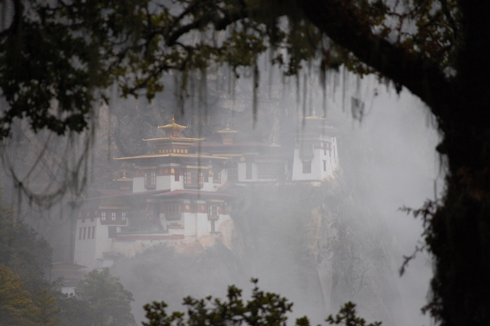 Taktshang BHUTAN