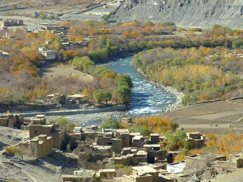 Valea Panjshir AFGANISTAN